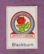 Blackburn Rovers Badge (B)